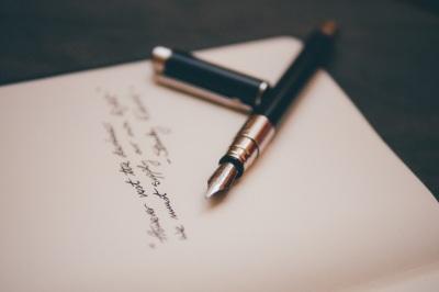 unsplash-writing